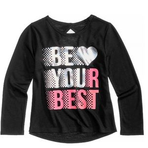 Be your best long sleeve T-shirt